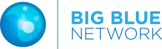 Big Blue Network Logo